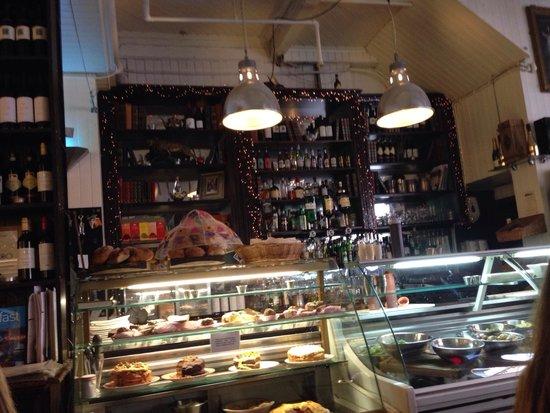 Harlem Cafe: Brilliant