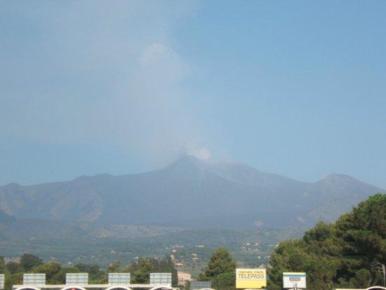 Go-Etna: Ausbruch