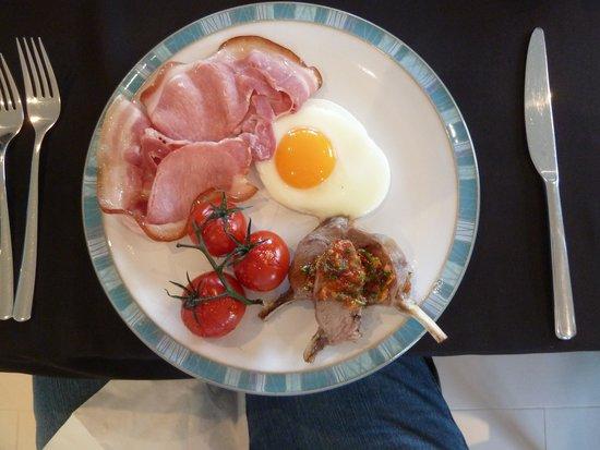 B&B @ Number Ten : Great breakfast!
