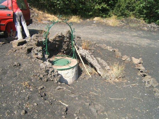 Go-Etna: Brunnen auf dem Ätna