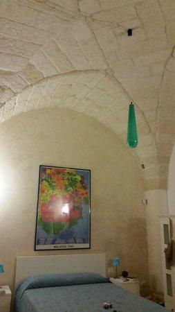Guest House Salento La Tana del Riccio : La volta a stella della Suite della Stella