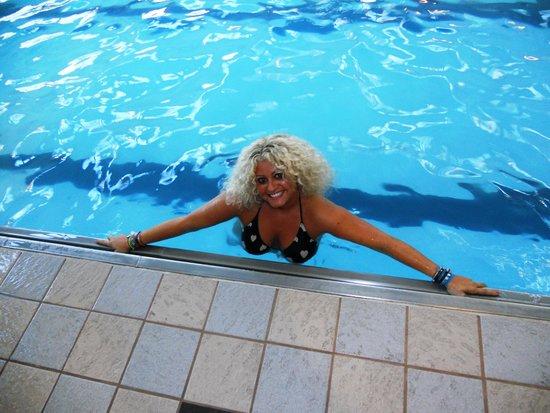 Sheraton Grand Chicago: piscina