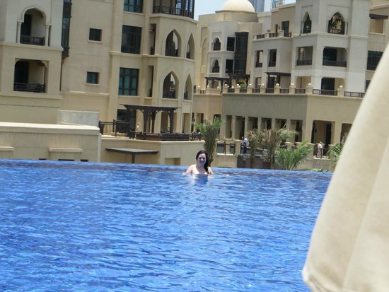 The Address Downtown Dubai: pool