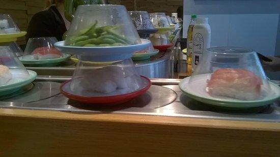 Sushi Circle: Sushi belt