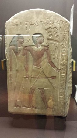 Museo Arqueológico Nacional: Egizi