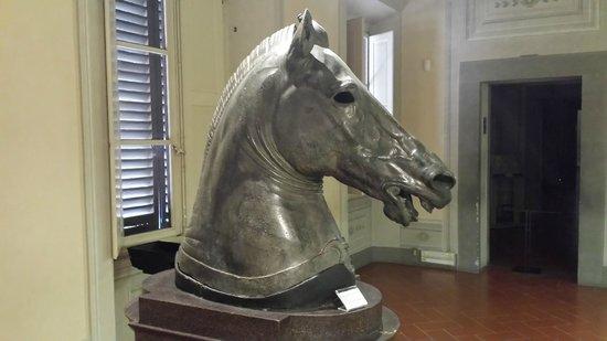 Museo Arqueológico Nacional: Testa di cavallo