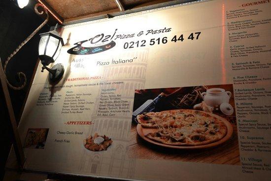 Ozi Pizza and Pasta : OZI