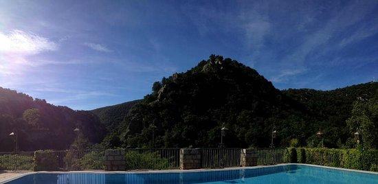 Le Grand Hotel: piscine