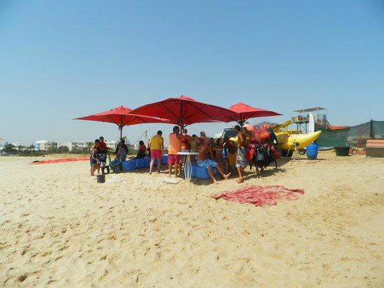 Tui Magic Life Africana : Activity Centre adjacent to hotel (not inclusive)