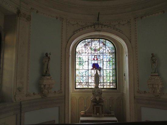Pestana Palace Lisboa Hotel & National Monument : la chapelle