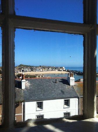 Seaforth B&B: Room view