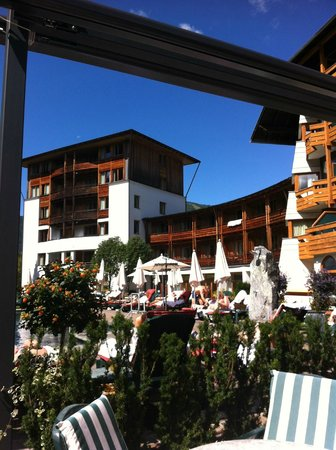 Hotel Die Post: Esterno Hotel