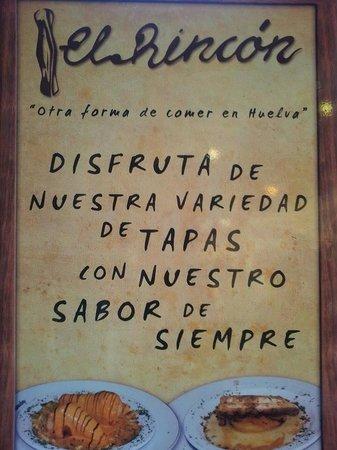 """El Rincon de La Rocina : """"Otra forma de comer"""""""