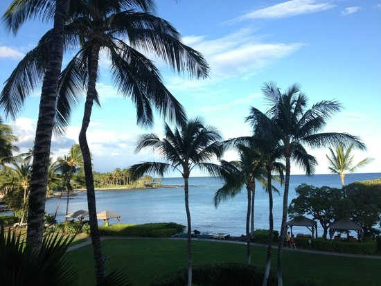 Fairmont Orchid, Hawaii: Tropical paradise