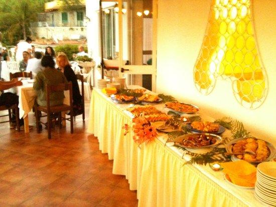 Hotel Terme Fiola: Cena di Ferrragosto