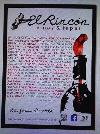 El Rincon de La Rocina : Variedad