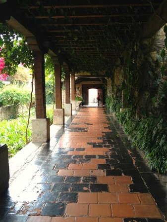 Casa Santo Domingo : Walkway / Entrance