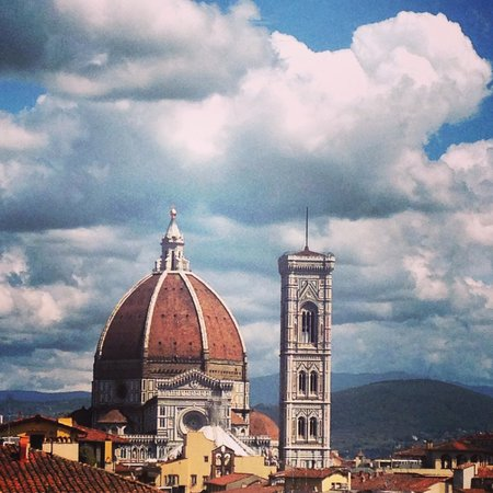 Grand Hotel Minerva: Duomo