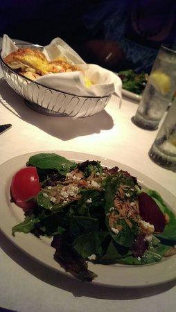 MoonFish : Salad