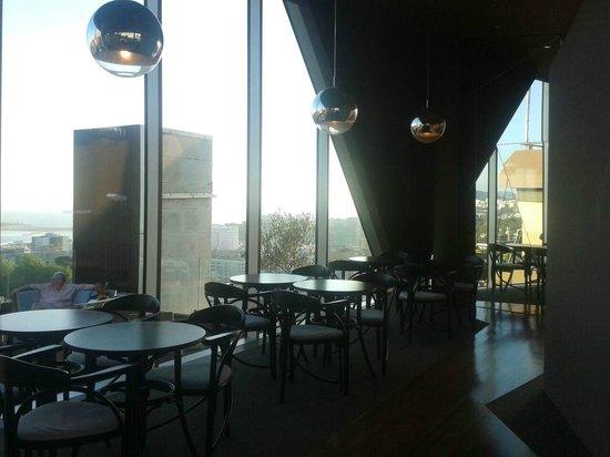 Porto Palacio Congress Hotel & Spa : lounge bar