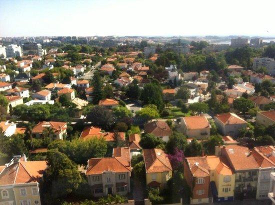Porto Palacio Congress Hotel & Spa : vistas habitacion