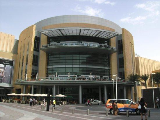 Arabian Park Hotel: Centre commerciale