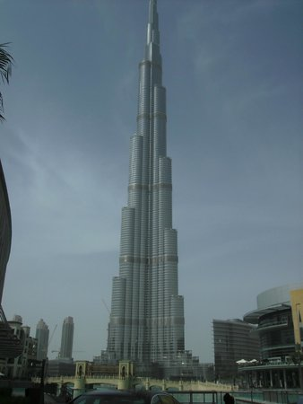 Arabian Park Hotel: Grande tour