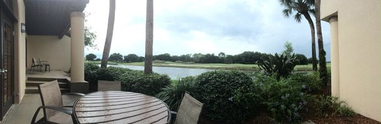 Villas of Grand Cypress: View of Golf Course