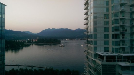 The Pinnacle Hotel Harbourfront: View from room