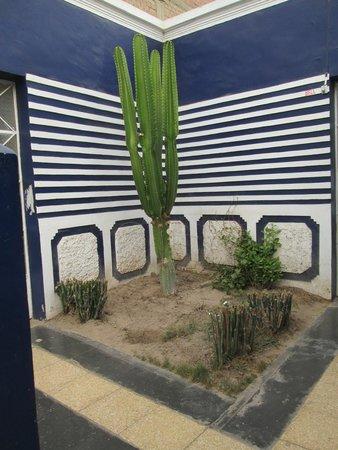 Hospedaje Brabant Hostel: entrada