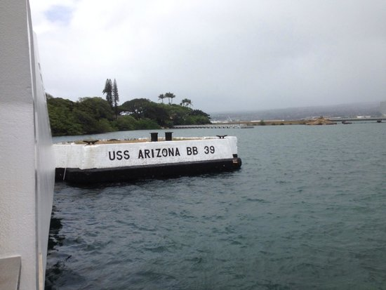 USS Arizona Memorial/World War II Valor in the Pacific National Monument: Do not miss this on your visit