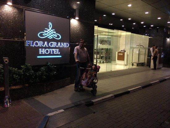 Flora Grand Hotel: flora