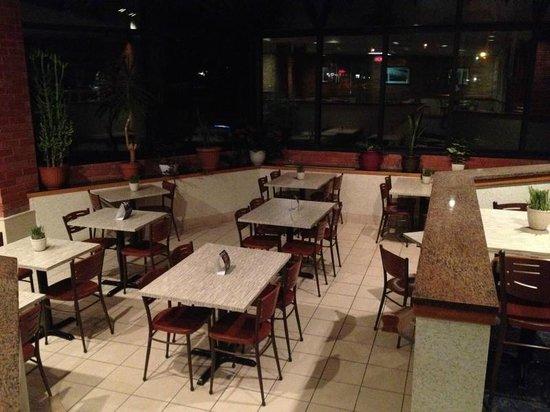 Travelodge Chatham: Dining area