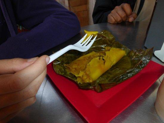 Bogota Eats & Drinks Food Tours: Food tasting
