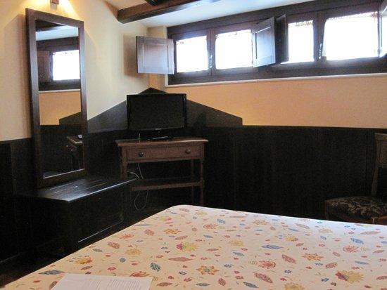 Hosteria Casa Vallejo: Habitación