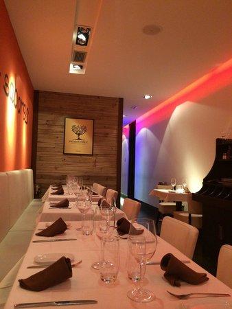 Casa 9 Restaurante : Interieur