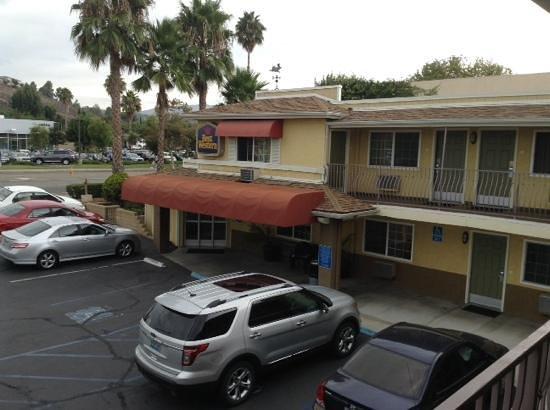 Best Western Poway/San Diego Hotel: poway best western hotel in San Diego