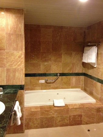 Luxury Bahia Principe Ambar Don Pablo Collection: Other side of washroom