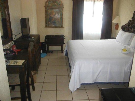 Playa Los Arcos Hotel Beach Resort & Spa: Room at hotel