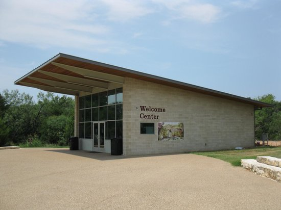 Waco Mammoth National Monument: Welcome Center