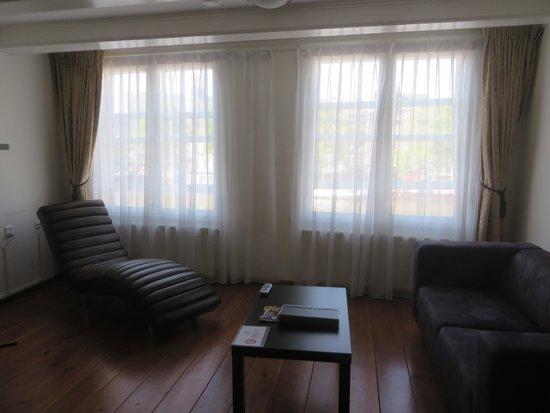 Hotel Amstelzicht : Living Room