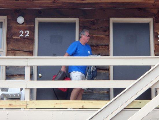 Boardwalk Motel: Room 22