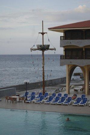 Be Live Havana City Copacabana: Vista desde la terraza