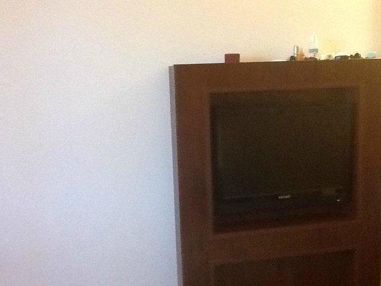 Ibis Barcelona Pza Glories 22 : Chambre