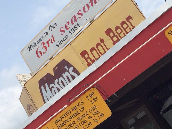 Mason's Root Beer Drive-In: 2014