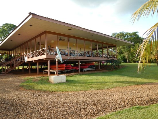 Kabalebo Nature Resort: rooms