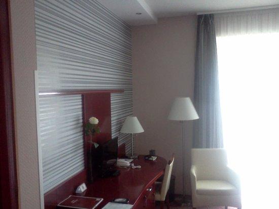 Tiszaujvaros, Hungary: room1