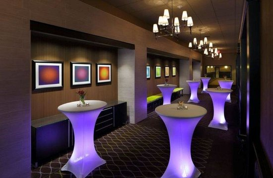 Holiday Inn Boston-Bunker Hill : Pre-function Area