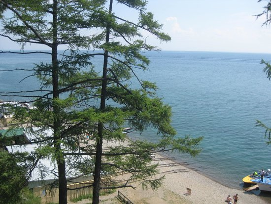 Lake Baikal: Baikal beach