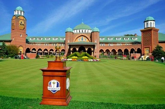 Holiday Inn Itasca (Woodfield Area): Medinah Country Club, host of the 2012 Ryder Cup